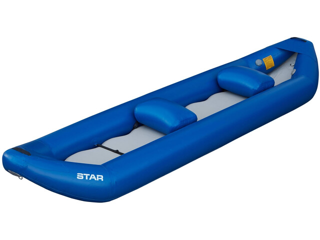 NRS STAR Seminole II Inflatable Kayak blue